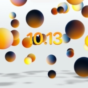 Uitnodiging Apple's iPhone-event van 2020 in augmented reality.