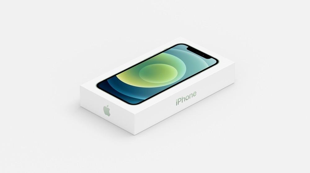 iPhone 12 doos