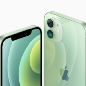 iPhone 12 groen