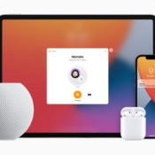 Intercom met HomePod mini