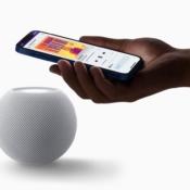 Handoff op de HomePod gebruiken voor muziek en telefoongesprekken