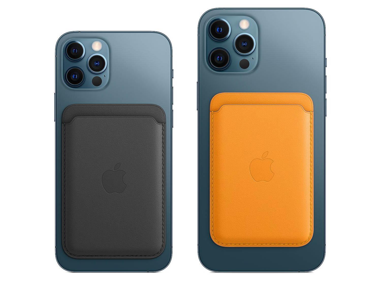 Apple Leren Kaarthouder