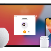 HomePod met Apple-apparaten