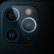 iPhone 12 Pro Max camera.
