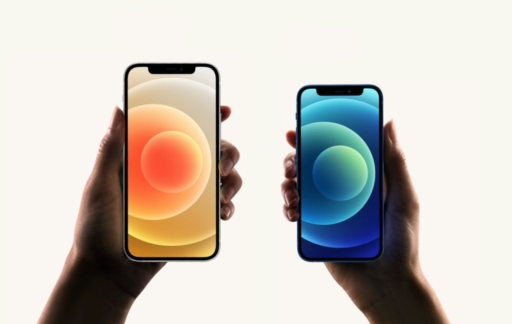 iPhone 12 vs iPhone 12 mini.
