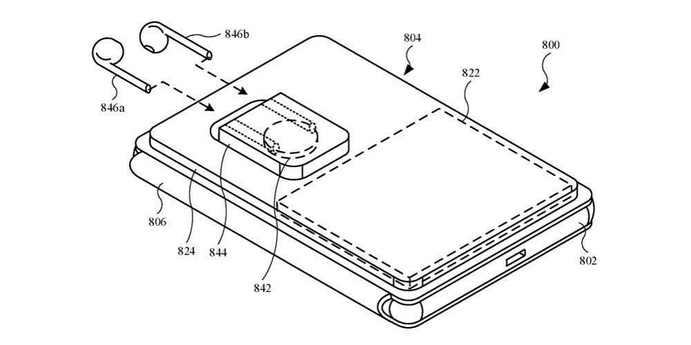MagSafe batterijhoes met AirPods laden