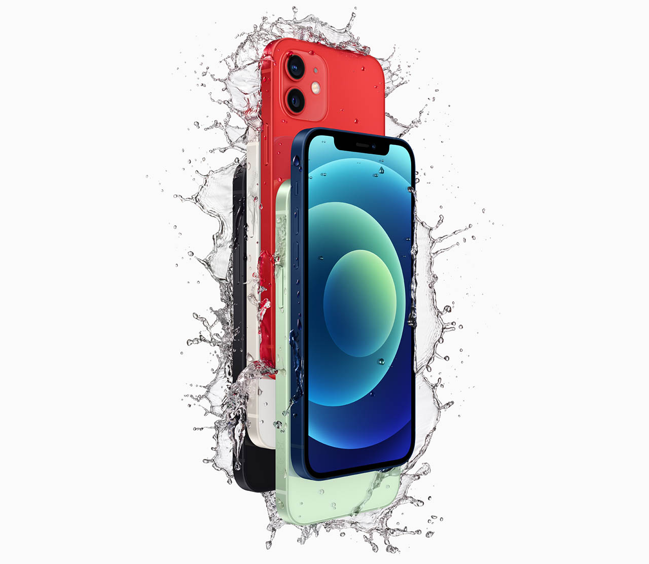 iPhone 12 waterbestendigheid