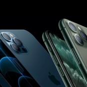 iPhone 12 Pro vs iPhone 11 Pro.
