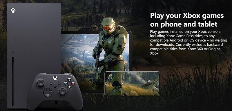 Xbox mobiel streamen