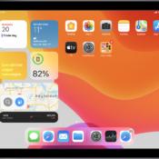 Zo gebruik je het iPad beginscherm: widgets en apps onder handbereik