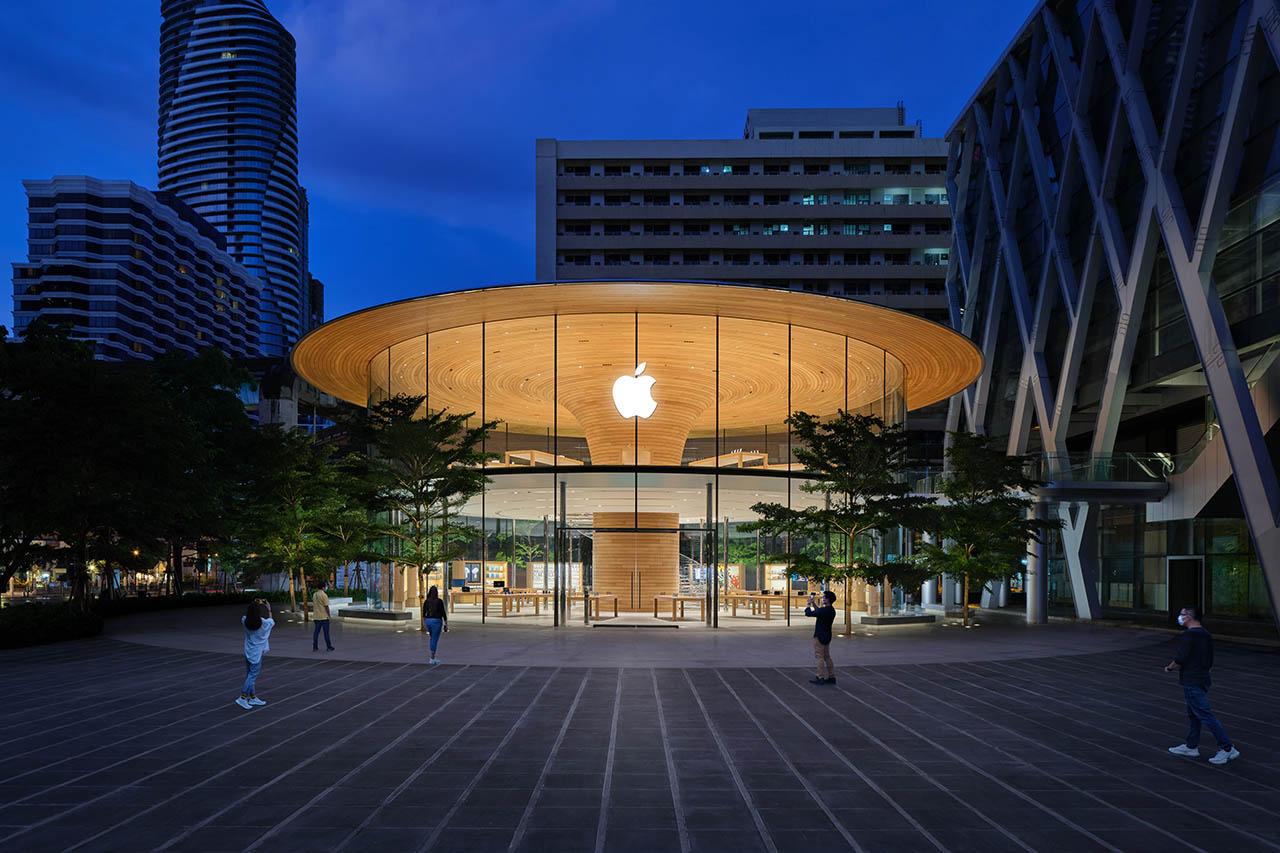 Apple Store Central World Bangkok