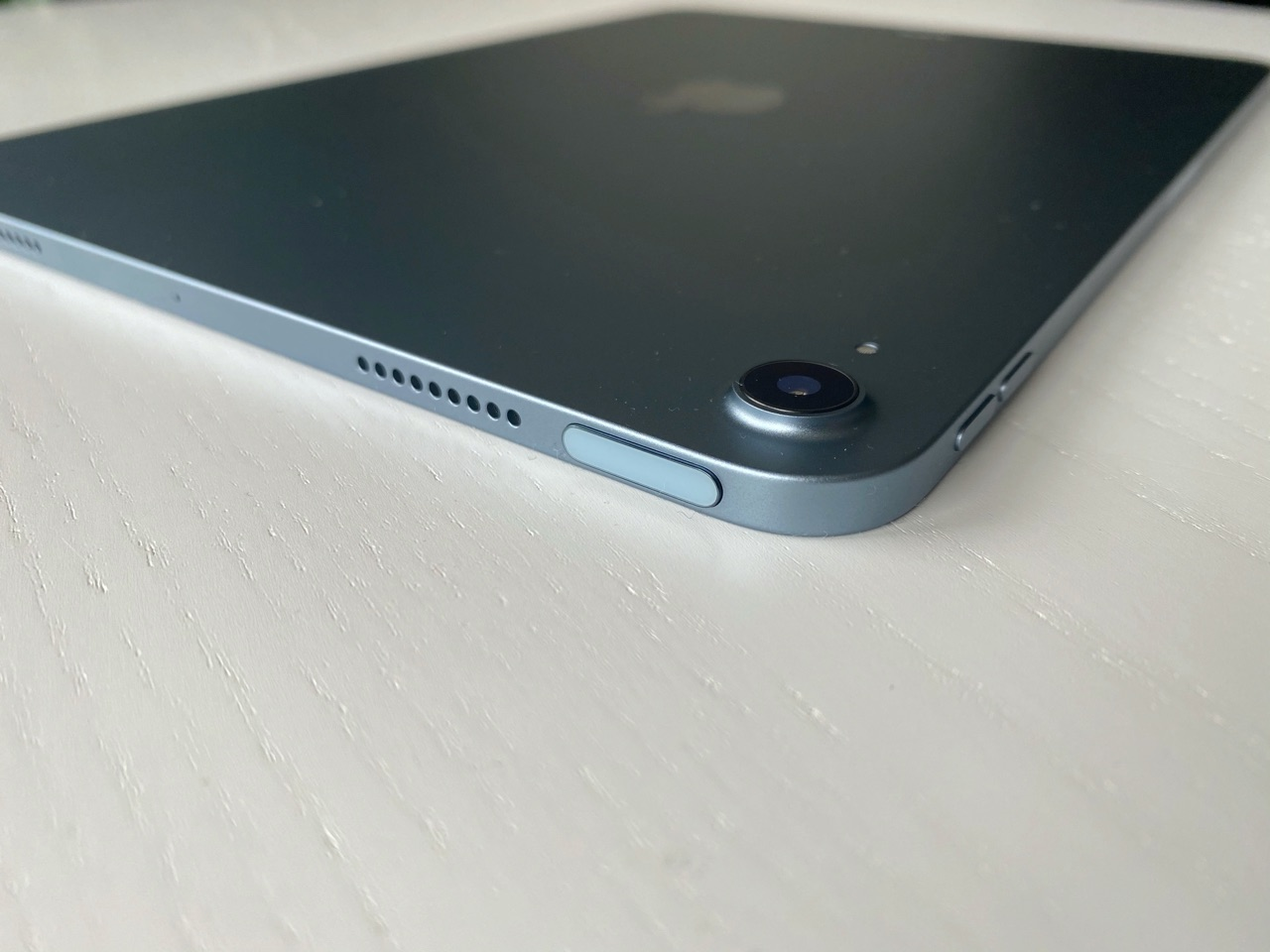 iPad Air 2020 review: Touch ID en camera.