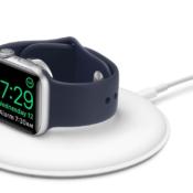 Apple Watch geoptimaliseerd opladen