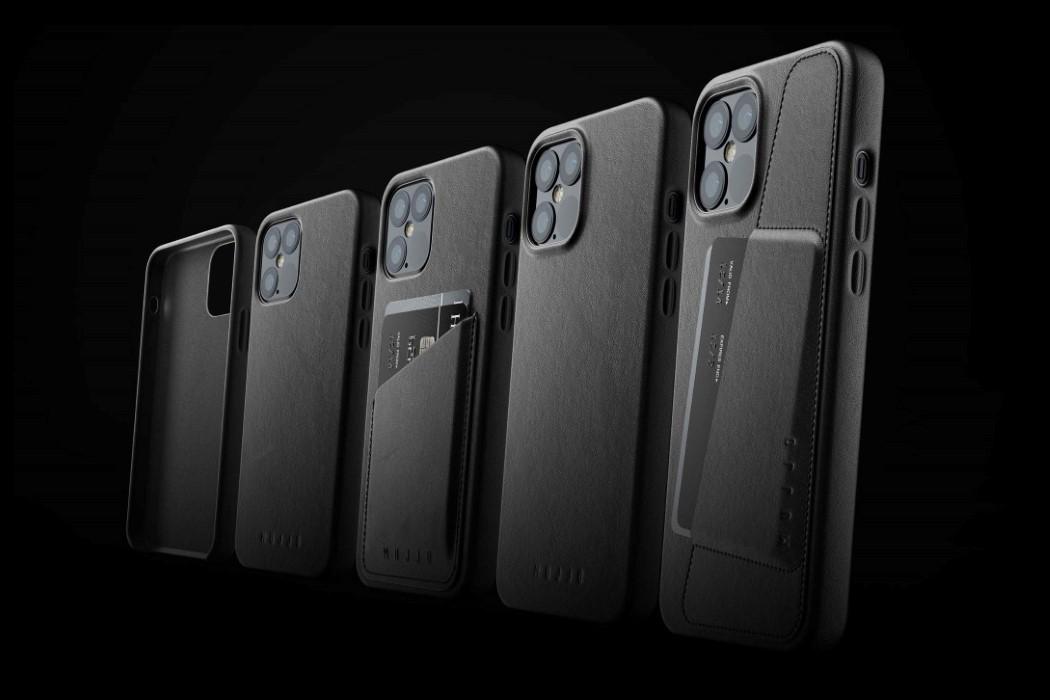 Mujjo iPhone 12 cases