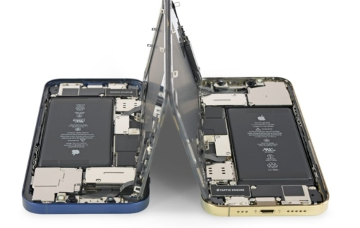 iFixit teardown iPhone 12