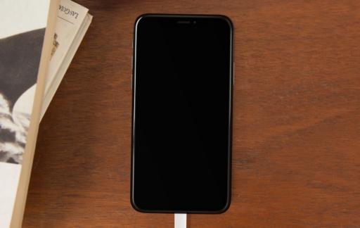 iPhone in DFU modus.