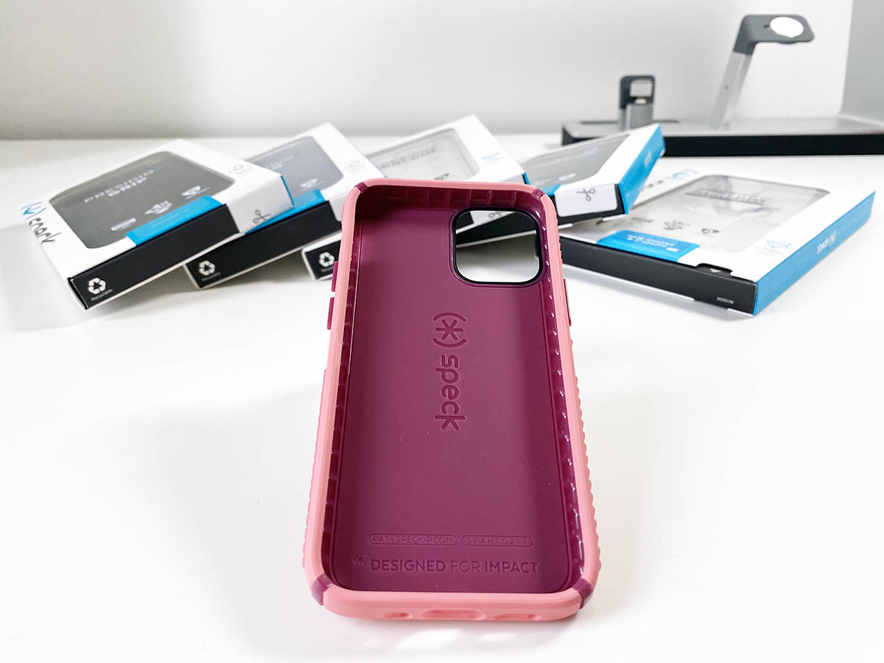 Speck Presidio Grip pink