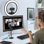 iPhone gebruiken als webcam