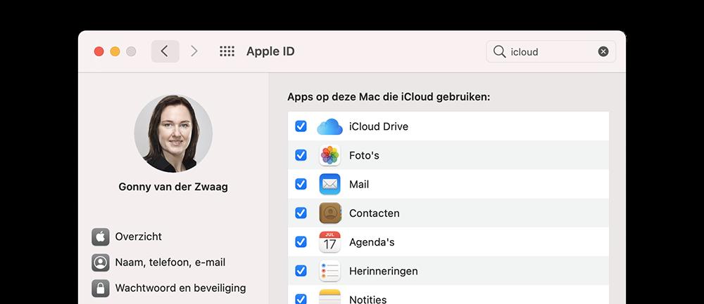 iCloud Drive Mac