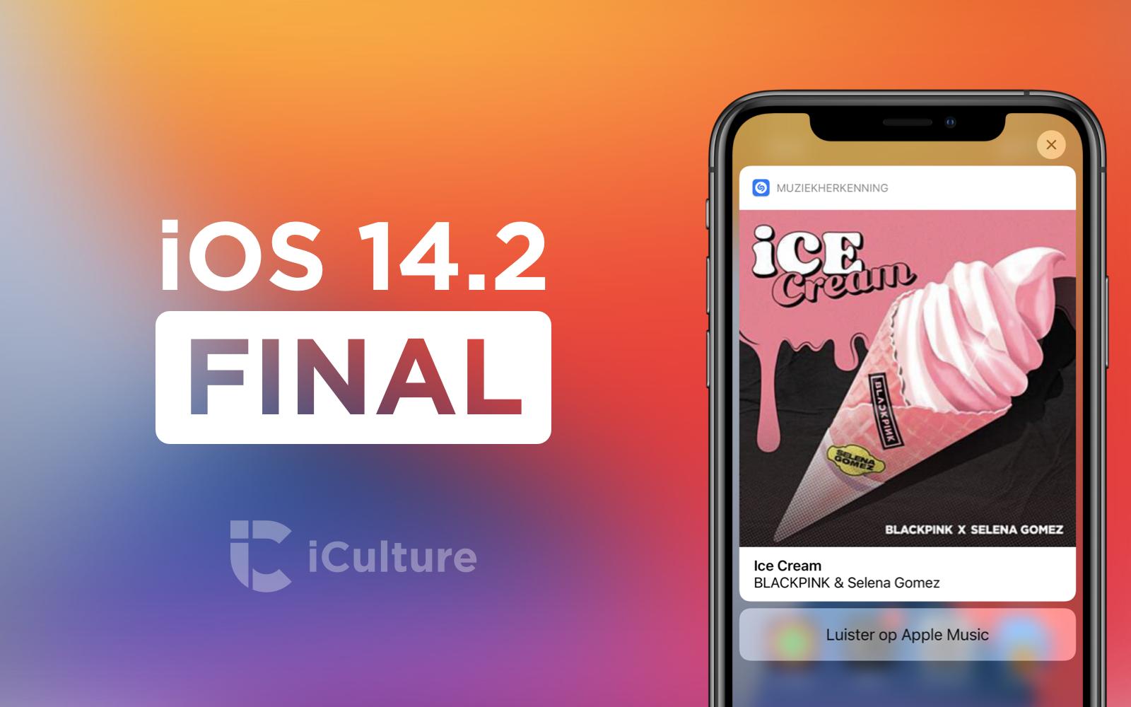 iOS 14.2 Final.