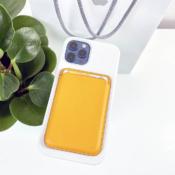 Review: Apple's leren kaarthouder voor iPhone 12 is niet voor iedereen