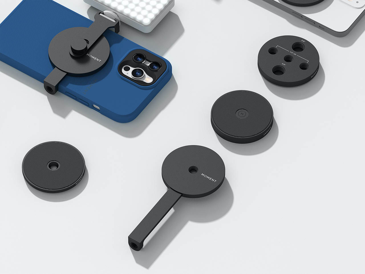 Moment MagSafe mounts