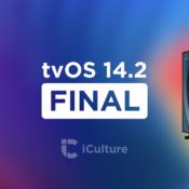 tvOS 14.2 Final.