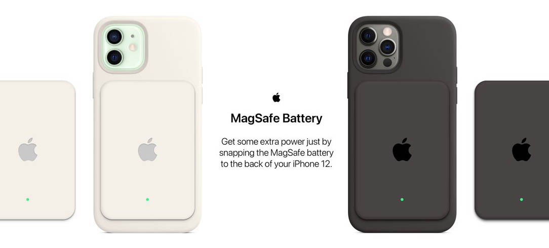 MagSafe Smart Battery concept