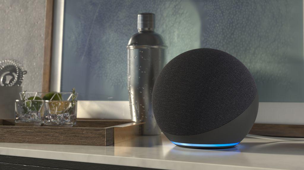 Amazon Echo Dot zwart