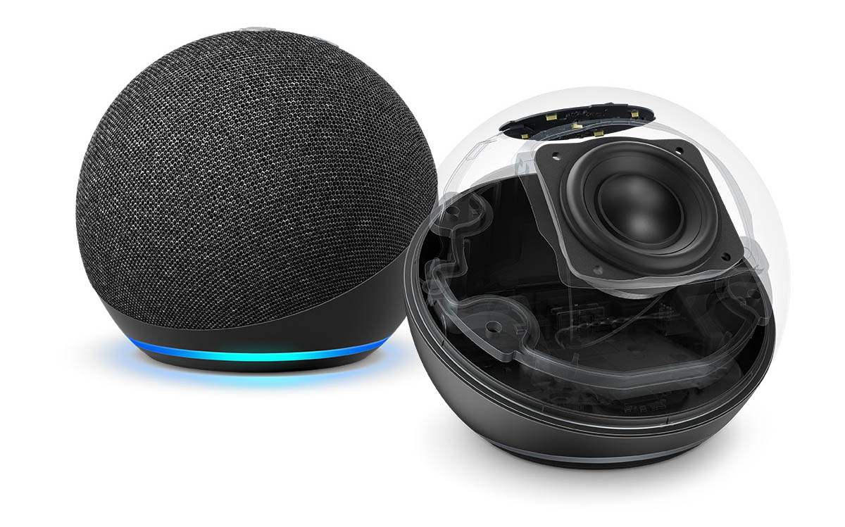 Amazon Echo Dot 2020 intern