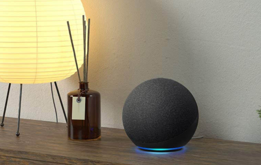 Amazon Echo grijs