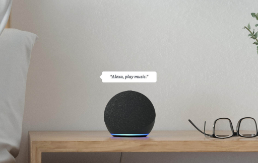Amazon Echo Dot grijs