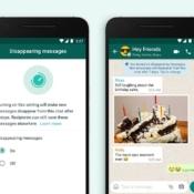 WhatsApp start met automatisch verdwijnende berichten: zo stel je het in