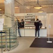 Nu ook Express-loketten in Nederlandse Apple Stores