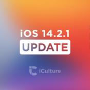 iOS 14.2.1 beschikbaar.