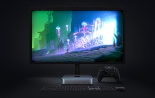 Mac mini met M1 voor gaming