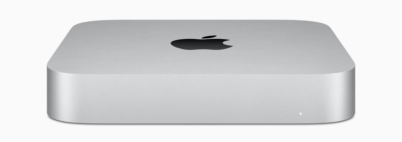 Mac mini met M1