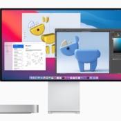 Mac mini met Pro Display XDR