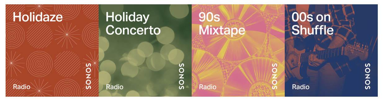 Sonos Radiostations