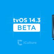 tvOS 14.3 beta