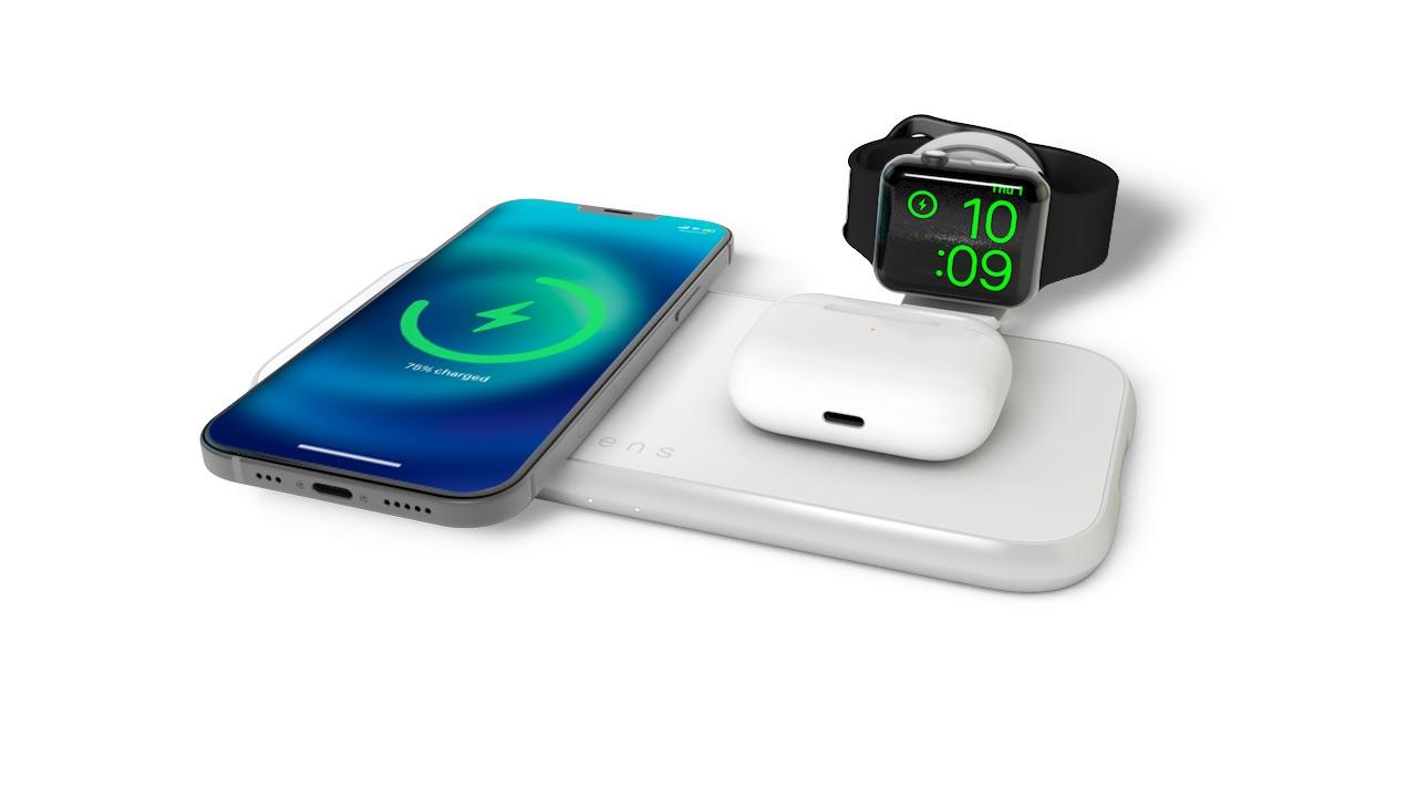 Zens MagSafe 4-in-1 oplader