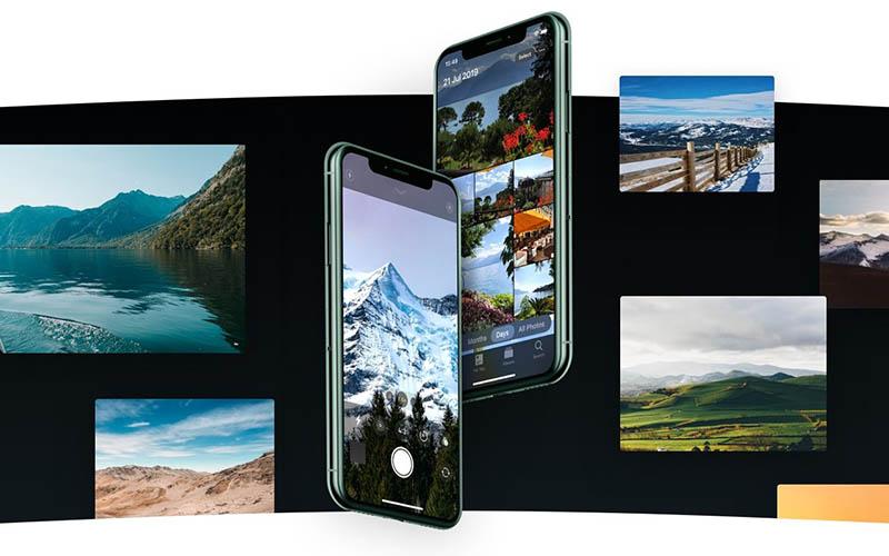 iMazing foto's voor Windows
