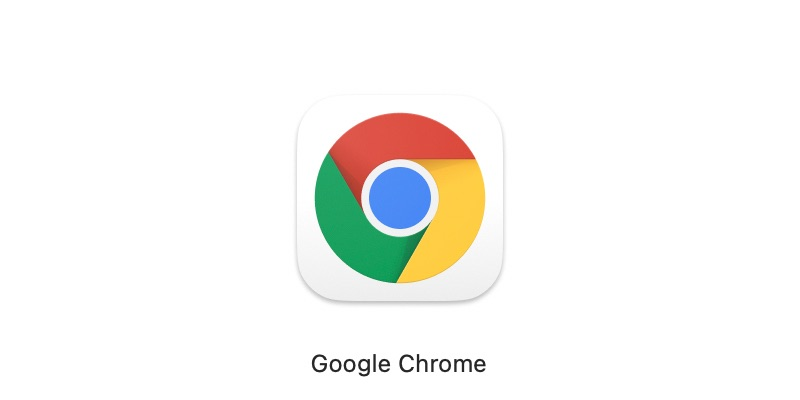 Google Chrome nieuw icoontje voor macOS Big Sur.