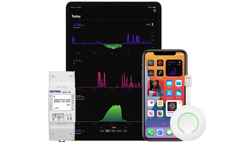 HomeWizard Energy op iPad en meer