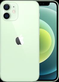 iPhone 12 mini groen.