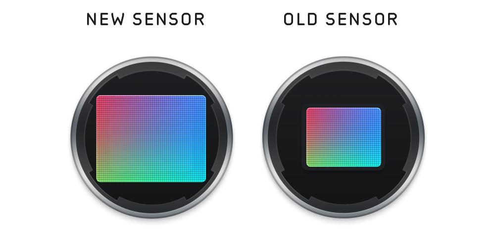 iPhone 12 Pro Max sensor