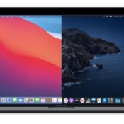 macOS downgraden van macOS Big Sur naar Catalina.