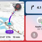 Waze vanaf nu beschikbaar in CarPlay Dashboard: navigeren in split-view