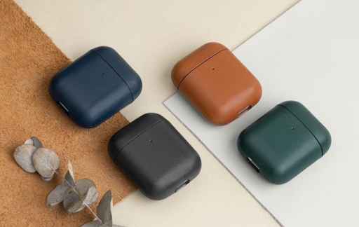 Native Union Leather case voor AirPods.