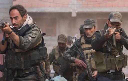 Mosul op Netflix